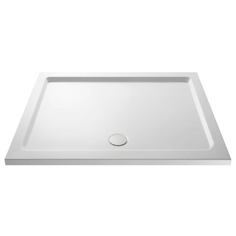 Ultra Pearlstone 1600mm x 700mm Rectangular Shower Tray